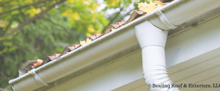 Fall Maintenance: Avoid Gutter Problems