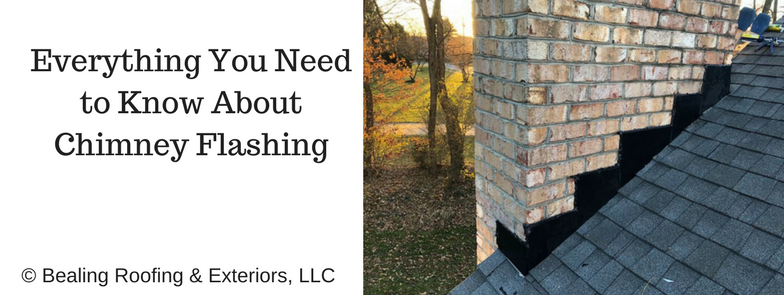 Everything You Need To Know About Chimney Flashing