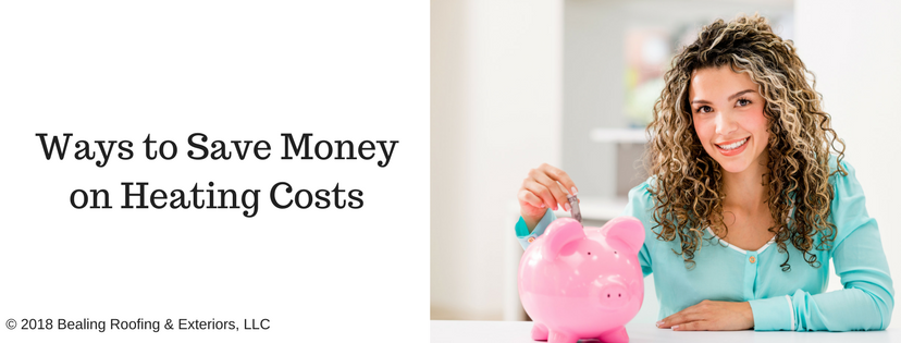 Ways to Save Money on Heating Costs