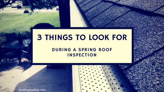 3 Things to Look for During a Roof Inspection