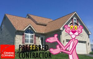 Preferred roofing company