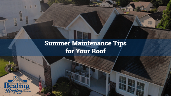 Summer Maintenance Tips You Need to Know
