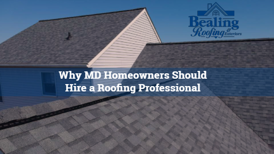 What Maryland Homeowners Need to Know About Roofers