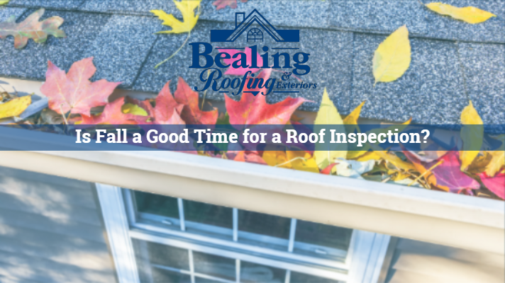 Is Fall a Good Time for a Roof Inspection
