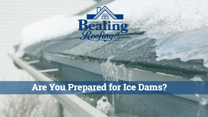 Are You Prepared for Ice Dams this Winter
