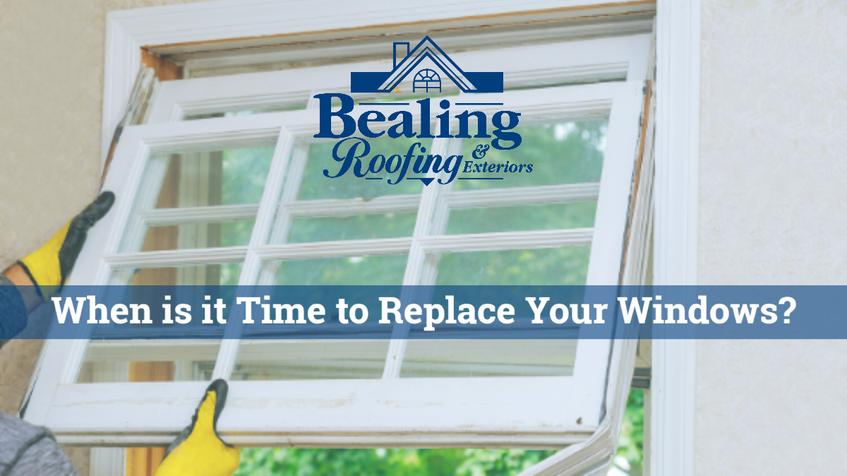 When is it time to replace your windows