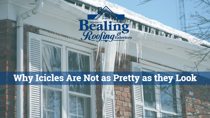 Why Icicles Are Not as Pretty as They Look