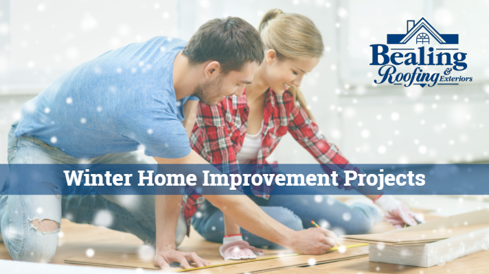 Winter Home Improvement Projects You Can't Ignore
