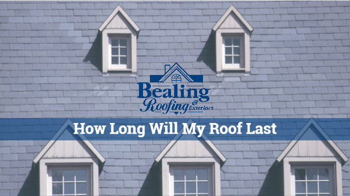 How Long Will My Roof Last