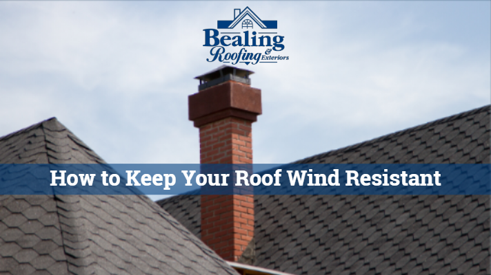 How to keep your roof wind resistant