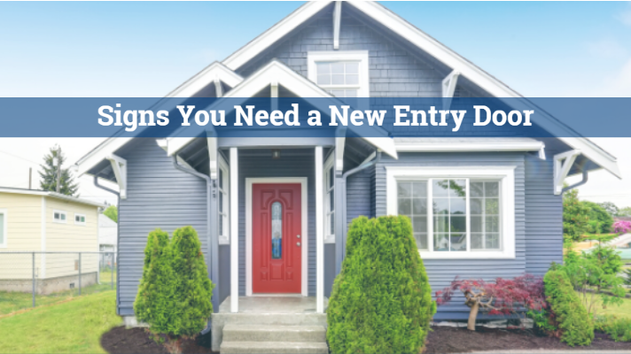 How to Tell if You Need a New Entry Door