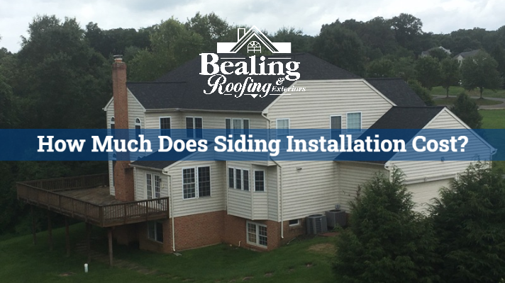 How Much Does Siding Installation Cost