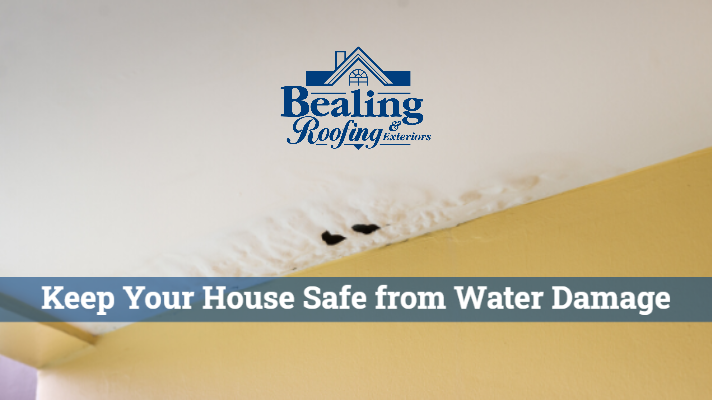 Keep Your House Safe from Water Damage