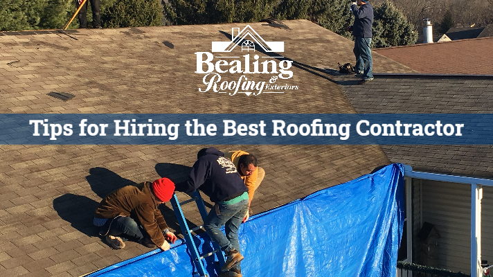 5 Tips for Hiring the Best Roofing Contractor Near Me