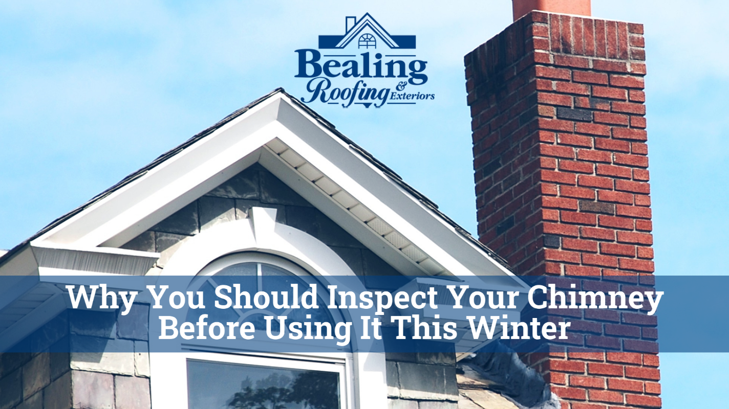 Why You Should Inspect Your Chimney Before Using It This Winter