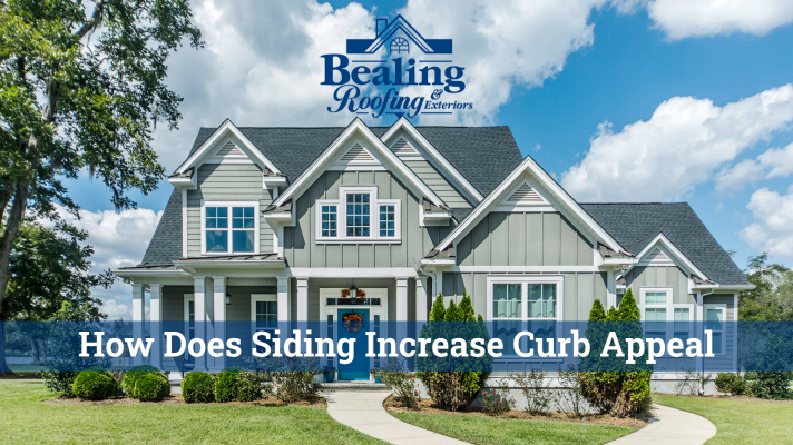 How Does Siding Increase Curb Appeal