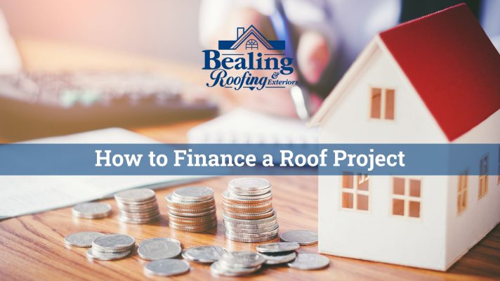 How to Finance A Roof Project