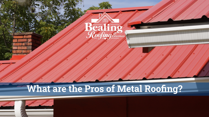 What are the Pros of Metal Roofing?