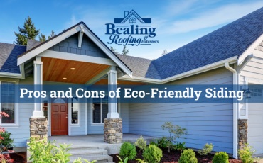 Pros and Cons of Eco-Friendly Siding