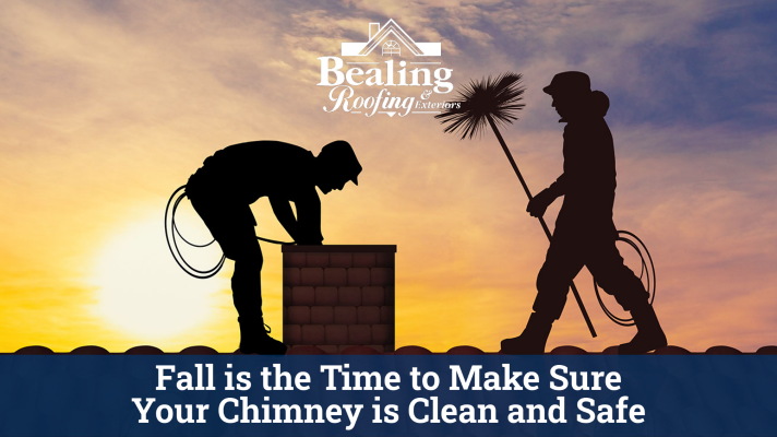 Fall is the time to make sure your chimney is clean and safe
